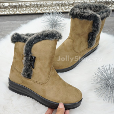 "Cizme Imblanite ""JollyStoreCollection"" cod: 7926"