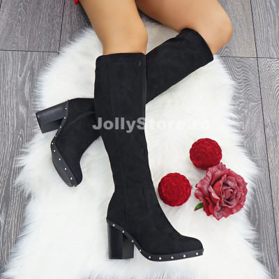 "Cizme Imblanite ""JollyStoreCollection"" cod: 9576"