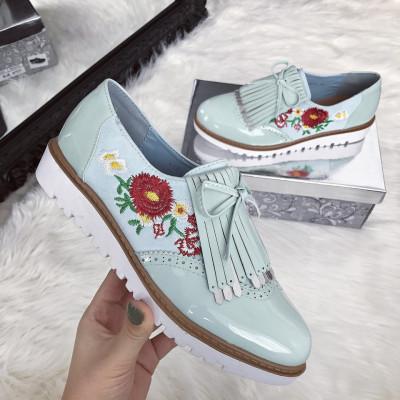 "Pantofi Casual ""JollyStoreCollection"" cod: 6357 G"