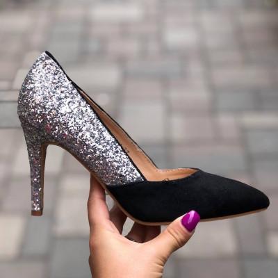"Pantofi cu Toc ""JollyStoreCollection"" cod: P18"