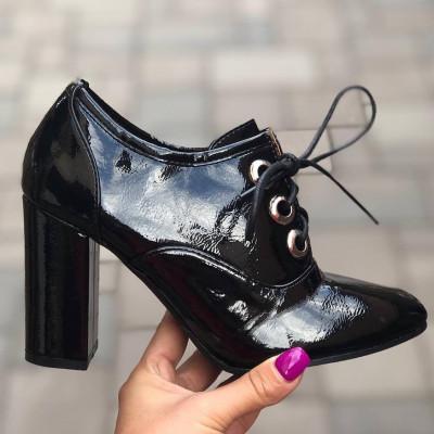 "Pantofi cu Toc ""JollyStoreCollection"" cod: P33 s"