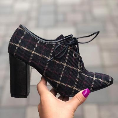 "Pantofi cu Toc ""JollyStoreCollection"" cod: P43 s"
