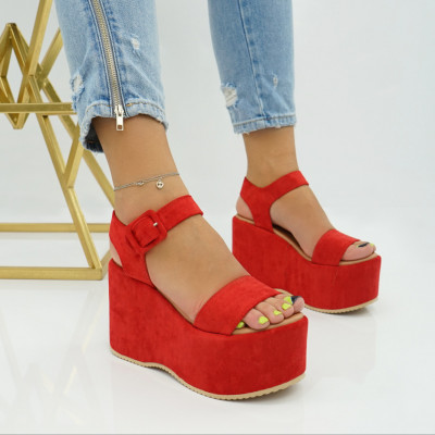 Sandale Platforma cod: S2955
