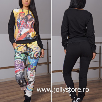 "Trening ""JollyStoreCollection"" cod: 4837 T"