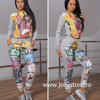 "Trening ""JollyStoreCollection"" cod: 4847 T"