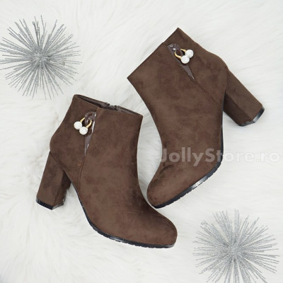 "Botine ""JollyStoreCollection"" cod: 7913"