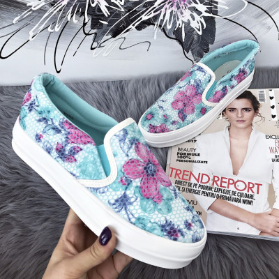 "Espadrile ""JollyStoreCollection"" cod: 6485"