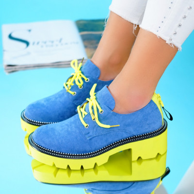 Pantofi Casual cod: P6275
