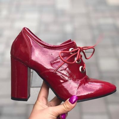 "Pantofi cu Toc ""JollyStoreCollection"" cod: P34 s"