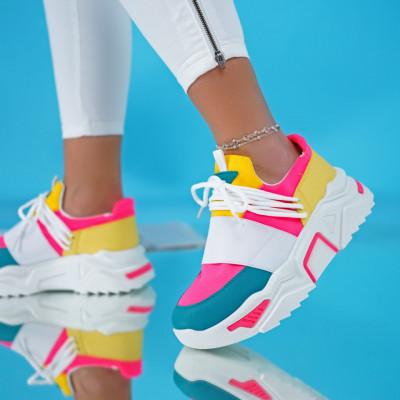Pantofi Sport cod: P6093