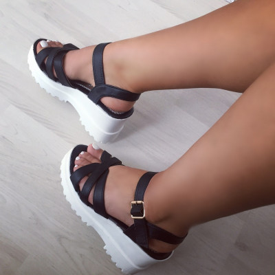 """Sandale """"JollyStoreCollection"""" cod: 4348 X"""