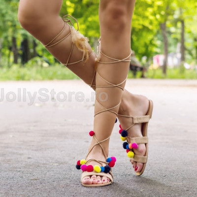"Sandale   ""JollyStoreCollection"" cod: 6986 X"