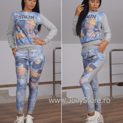 "Trening ""JollyStoreCollection"" cod: 4921 T"