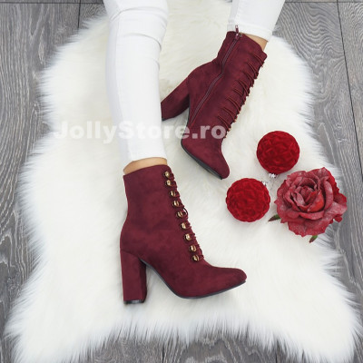 "Botine Vatuite ""JollyStoreCollection"" cod: 9626 X"