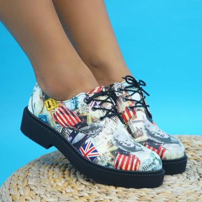 Pantofi Casual cod: P4433