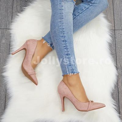 "Pantofi cu Toc ""JollyStoreCollection"" cod: P78"