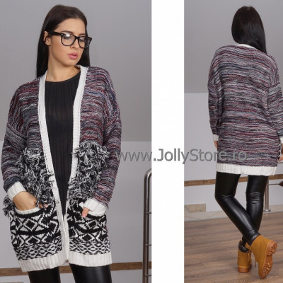 "Pulover ""JollyStoreCollection"" cod: 5859 kk"