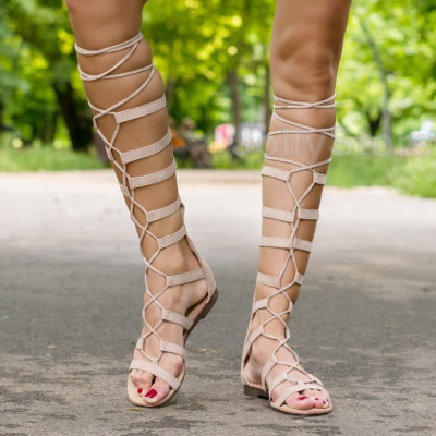 "Sandale Gladiator  ""JollyStoreCollection"" cod: 6983 B"