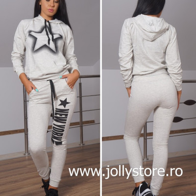 "Trening ""JollyStoreCollection"" cod: 4839 T DISPONIBIL PE ROZ"