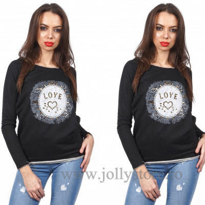 "Bluza ""JollyStoreCollection"" cod: 6043"