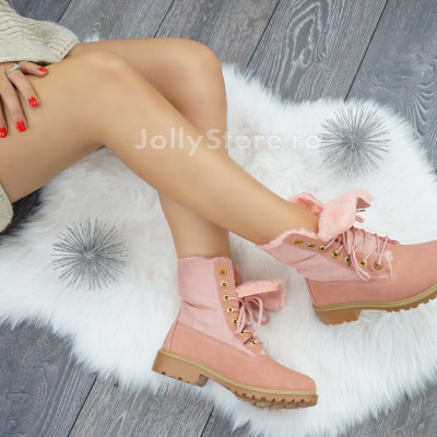 "Bocanci Imblaniti ""JollyStoreCollection"" cod: 7984"