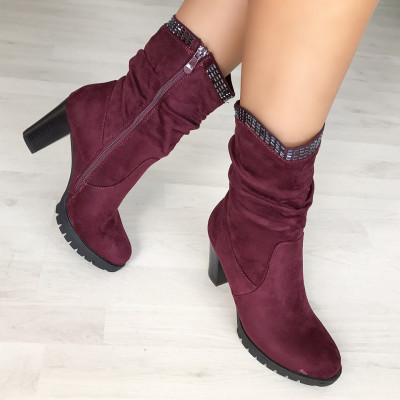 "Botine ""JollyStoreCollection"" cod: 5452 G"