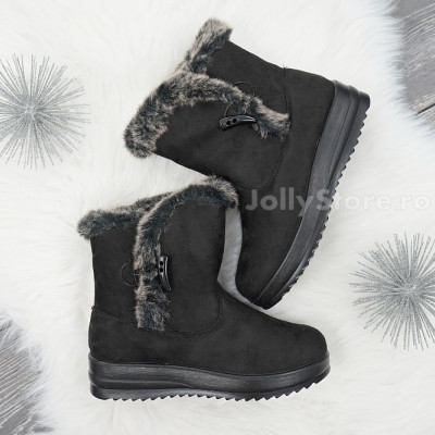 "Cizme Imblanite ""JollyStoreCollection"" cod: 7927"