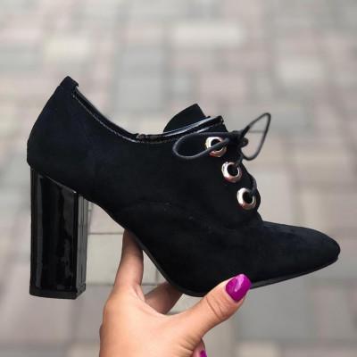 "Pantofi cu Toc ""JollyStoreCollection"" cod: P36 s"