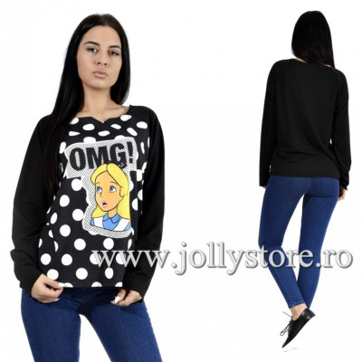 "Bluza ""JollyStoreCollection"" cod: 3589 M"