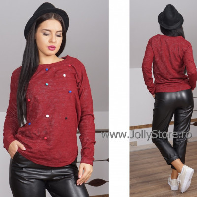 "Bluza  ""JollyStoreCollection"" cod: 5773"