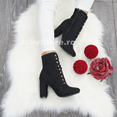 "Botine Vatuite ""JollyStoreCollection"" cod: 9627 X"