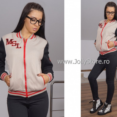 "Jacheta Vatuita ""JollyStoreCollection"" cod: 5202 KK"