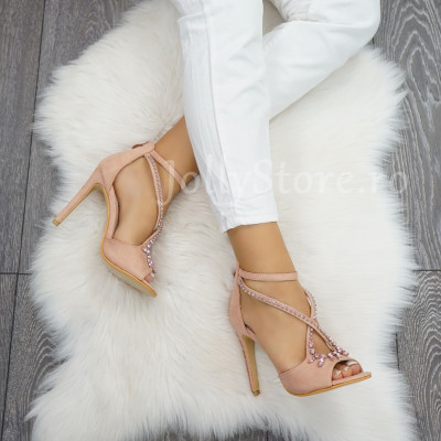 """Sandale """"JollyStoreCollection"""" cod: 8904 S"""