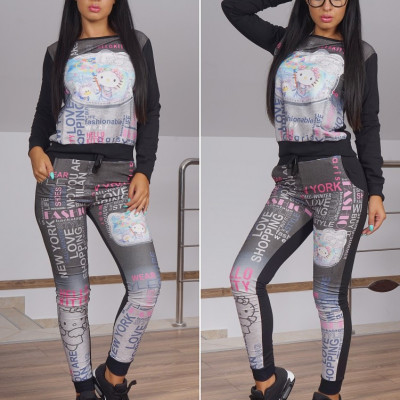 "Trening ""JollyStoreCollection"" cod: 4934 W"