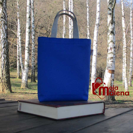 Ceger za knjigu rojal plavi 5111