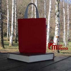 Ceger za knjigu crveni 5101