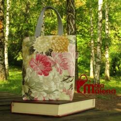 Ceger za knjigu cvetni 5301