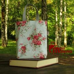 Ceger za knjigu cvetni 5306