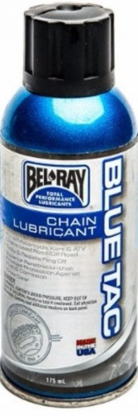 Chain lubricant BLUE TAC CHAIN LUBRICANT (spray 175ml)