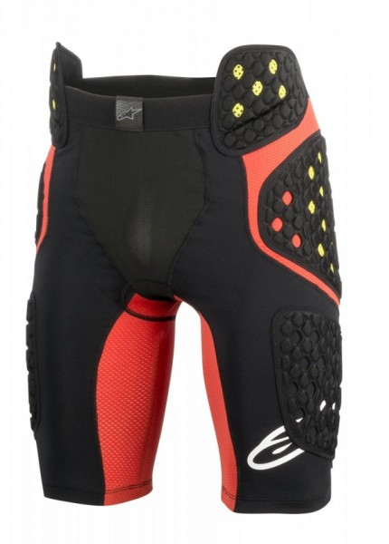 Short cu protectii ALPINESTARS MX SEQUENCE
