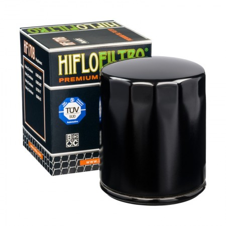 Filtru de ulei HF170B Negru