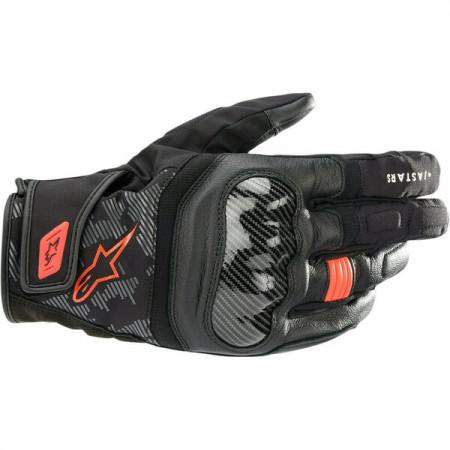Manusi de piele sport impermeabile Alpinestars SMX-Z Drystar