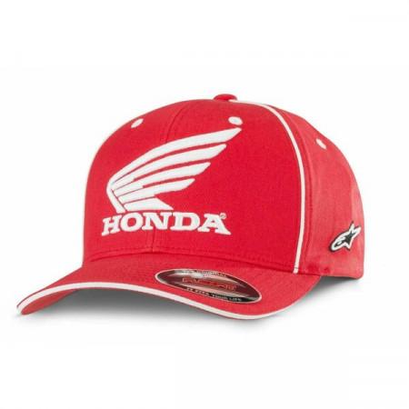 Sapca Honda Alpinestars