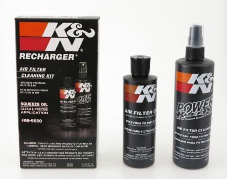 Set intretinere filtru aer K&N