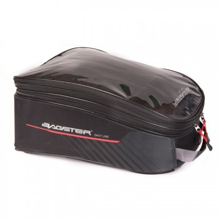 BAGSTER magnetic D-LINE VIBER tank bag expandable from 15L to 25L