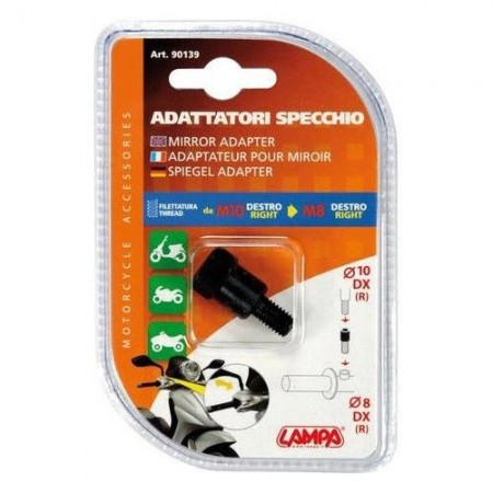 Adaptor Oglinda M10 Dx => M8 Dx Lampa 90139