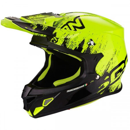 Casca cross-enduro SCORPION EXO VX-21 AIR MUDIRT