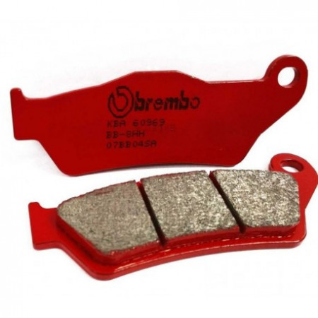 Placute frana fata brembo sinter 07BB04SA