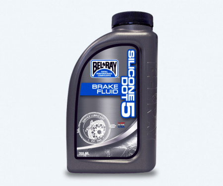 Lichid de frana Bel-Ray SILICONE DOT 5 BRAKE FLUID 355 ml
