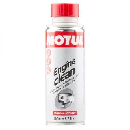 Solutie Motul Engine Clean Moto 200ml